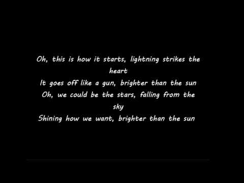 Colbie Callait Brighter Than The Sun Lyrics