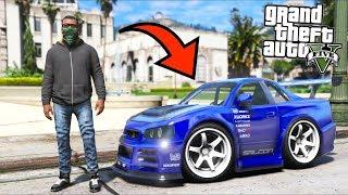 *NEW* TINY GTR!! Good for Getaways?? (GTA 5 Mods - Evade Gameplay)