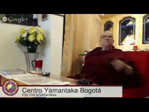 (6/8) Retiro Vajrasatva y Purificación - Ani Robina Courtin - Sesión Seis