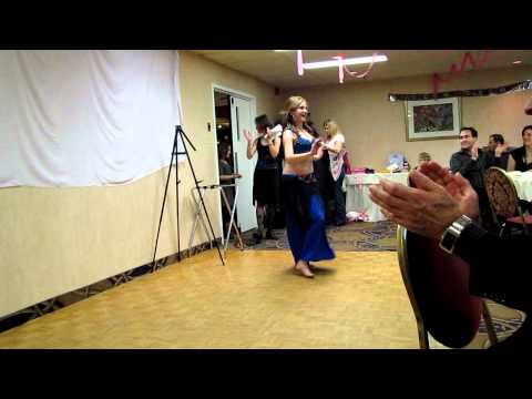 Bellydance Performance Ya Habibi Yalla video