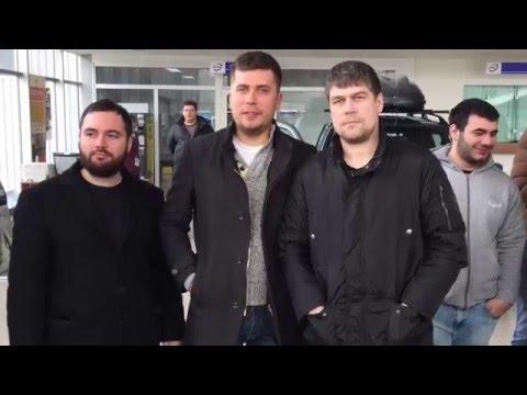 Антон Воротников - о Давидыче и о тачках.