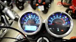 Обзор мотоцикла Royal Enfield Rumbler 500