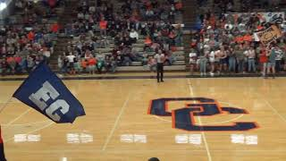Edmonson County High School - Wildcat Basketball at Grayson County (2/1/19)