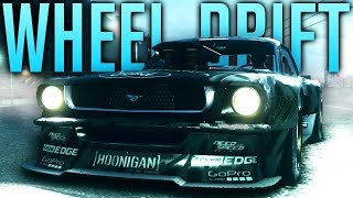 ALL WHEEL DRIVE!!! (HOONICORN + WHEEL)   Need for Speed 2015 60FPS PC Gameplay