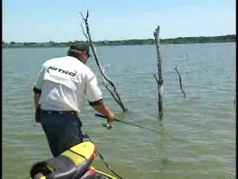 Crappie Fishing Ray Roberts Texas Timber