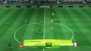Fifa World Cup 2014 : Episode 5 : Allemagne-France (Finale)