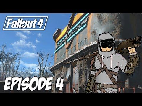 Fallout 4 - L'aventure Radioactive   Terminator ? OMG !   #4