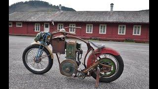 Rat Bike w/Lister D 1936