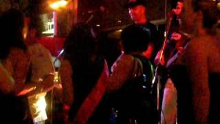 Last Plane Out of Sydneys Almost Gone - Live in PJ Gallaghers (January 2010)