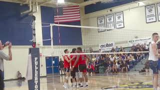 LBCC Men's Volleyball Wins State Championship Over Irvine Valley
