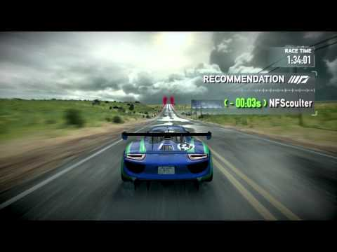 Need for Speed The Run - Challenge Series Trailer