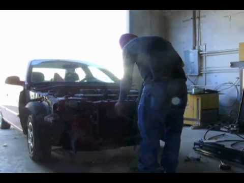 Episode 56 Diy Radiator Support Fix Saving A Car From