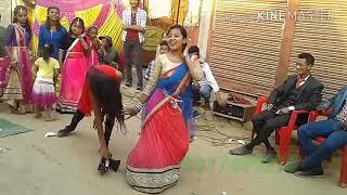 best tharu girl dance on dildar sawariya 2018