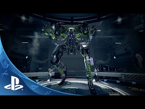 RIGS Mechanized Combat League - E3 2015 | PS4