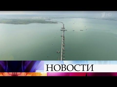 Строители Крымского моста раскрыли детали предстоящей уникальной морской операции.