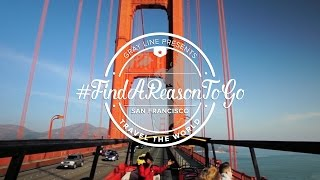 Gray Line Presents: #FindAReasonToGo