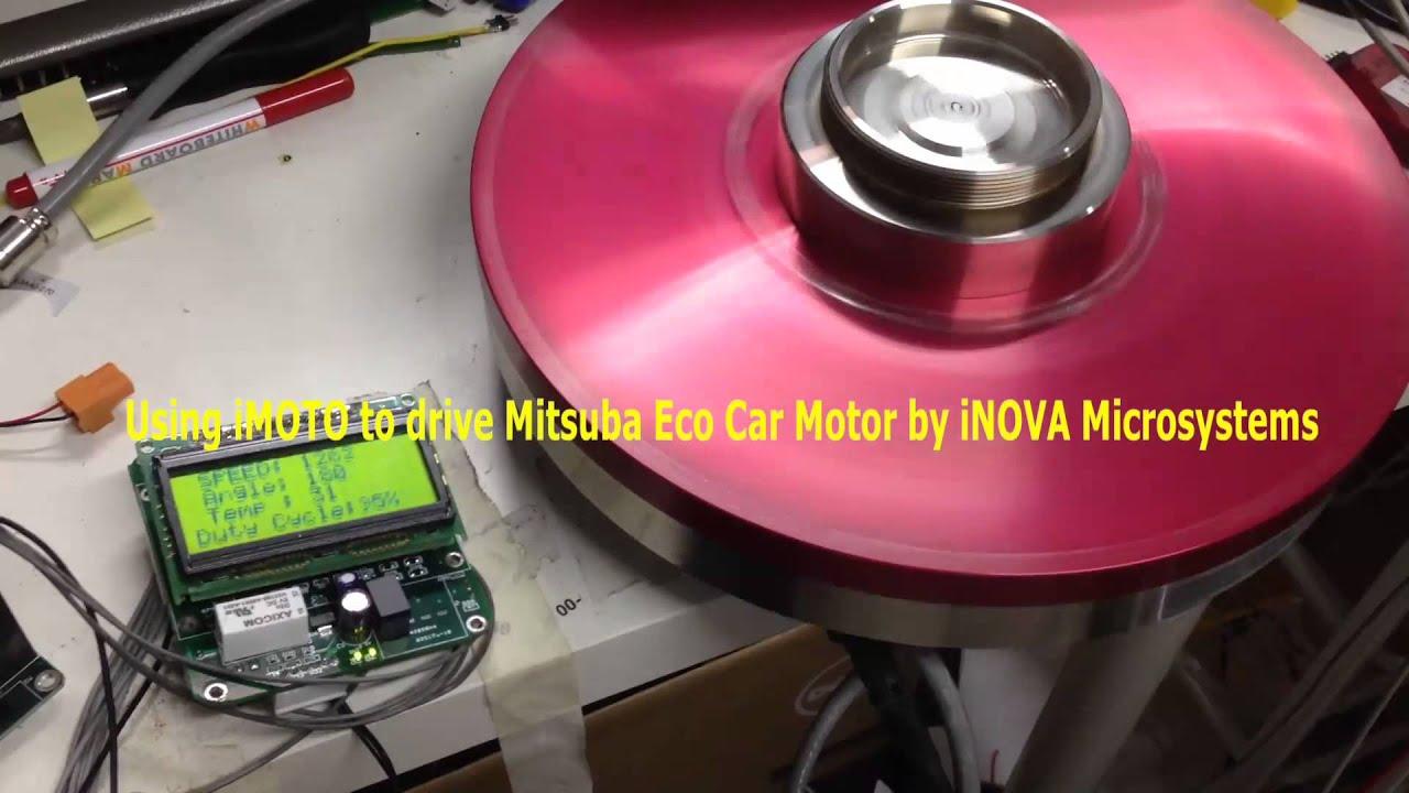 Drive mitsuba eco car racing motor by imoto youtube for Mitsuba motor solar car