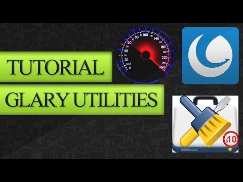 Deixe o seu computador mais rápido - Tutorial Glary Utilities