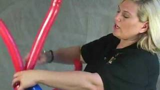 How to make a Balloon Bicycle- Balloon San Diego series