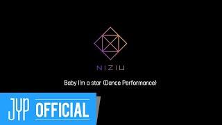 NiziUBaby I'm a starDance Performance