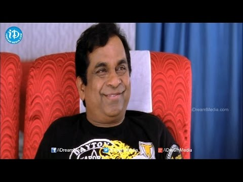 Brahmanandam Most Funniest Comedy Scenes || Boss || Nenunnanu video