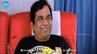 Brahmanandam Most Funniest Comedy Scenes    Boss    Nenunnanu
