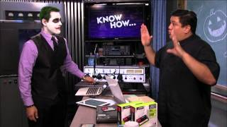 Know How... 67: Trick or Treat! Choosing an SSD and Iyaz
