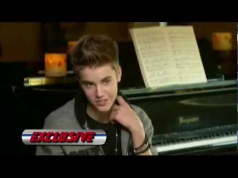 Justin Bieber talks about Usher Taken from the original full-length Interview: http://youtu.be/KwVuEEy-Gug.