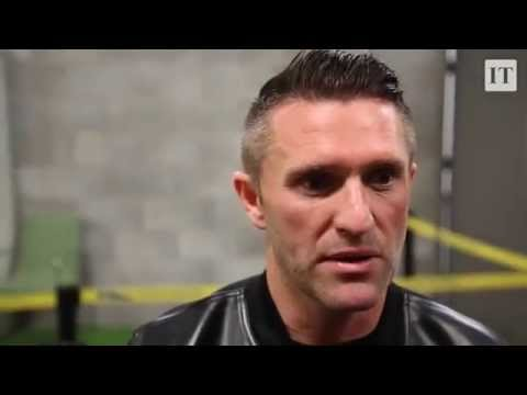 Republic of Ireland v Bosnia and Herzegovina - Post Match Interview - Robbie Keane (16/11/15)