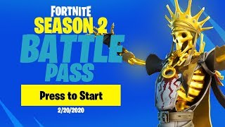 *NEW* FORTNITE CHAPTER 2 SEASON 2 COUNTDOWN LIVE! Fortnite Event (Fortnite Battle Royale)