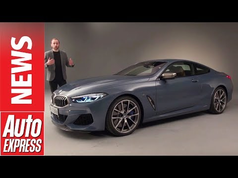 New BMW 8 Series revealed: Can the big GT target the S-Class Coupe AND the 911?