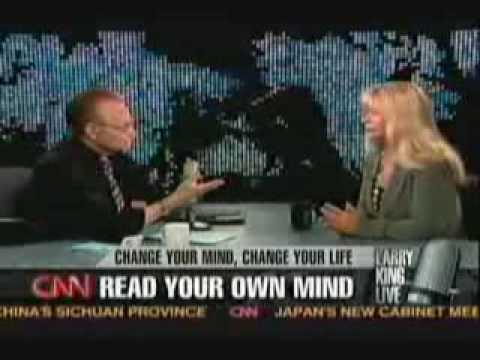 Change Your Mind Change Your Life - Larry King Part 1 (Better Quality)