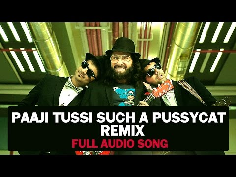 Paaji Tussi Such A Pussycat Remix By DJ Notorious | Audio Song | Happy Ending | Saif Ali Khan