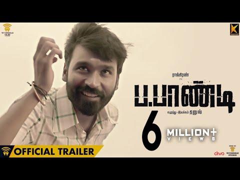 Power Paandi - Official Trailer | Rajkiran | Dhanush | Sean Roldan | Releasing on April 14th thumbnail