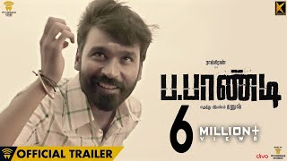 Power Paandi - Official Trailer