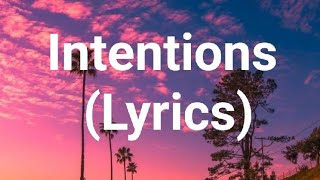 Download lagu Intentions Lyrics ---|Picture-perfect, you don't need no filter