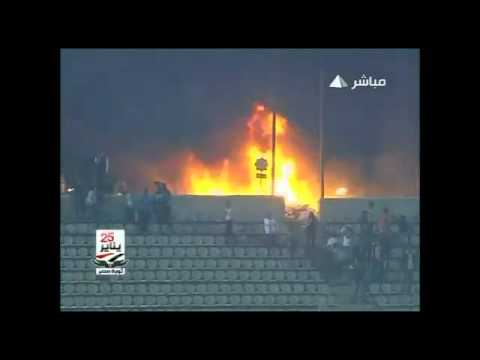 The ugliest moments in sports history  Egypt Football Clash