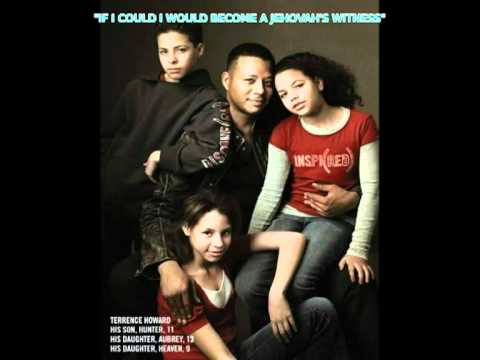 "TERRENCE HOWARD :- ""IF I COULD I WOULD BECOME A JEHOVAH'S WITNESS"""