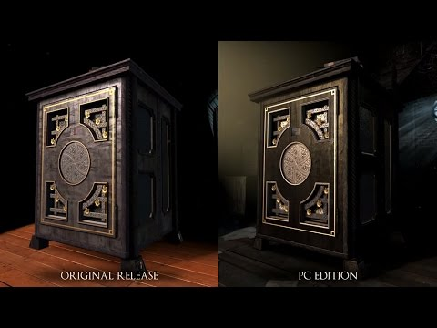 The Room: PC Edition Vs Original Release