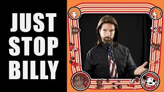 Billy Mitchell Is Pulling A Barbara Streisand