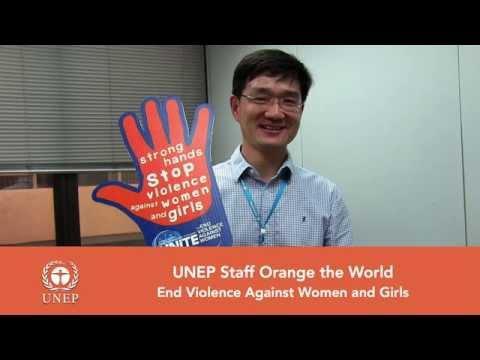 UNEP Asia Pacific: Orange the World