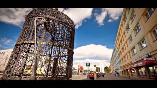 CITY IN MOTION - HYPER-LAPSE NYSA 2012 [ OFFICIAL ]