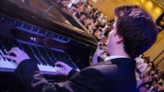 Download Lagu Perfect - Ed Sheeran (Live at Ball of the City) Piano cover by Peter Buka Gratis STAFABAND