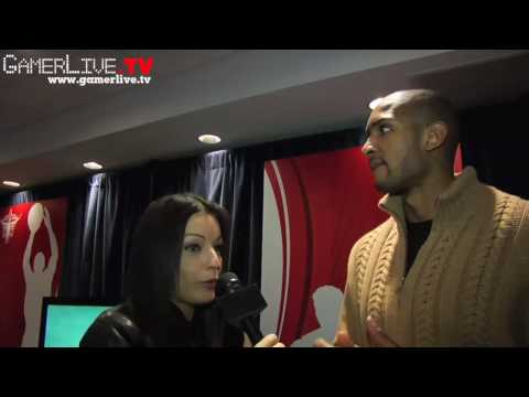 All-Star Al Horford Talks Games at NBA All-Star Weekend 2010 Video