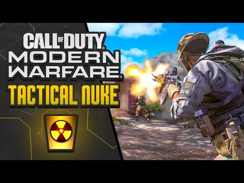 INSANE GAMES! - ROAD TO TACTICAL NUKE in Modern Warfare #CoDPartner
