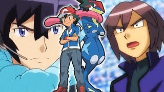 Ash Ketchum's Top 5 Rivals in the Pokemon Anime