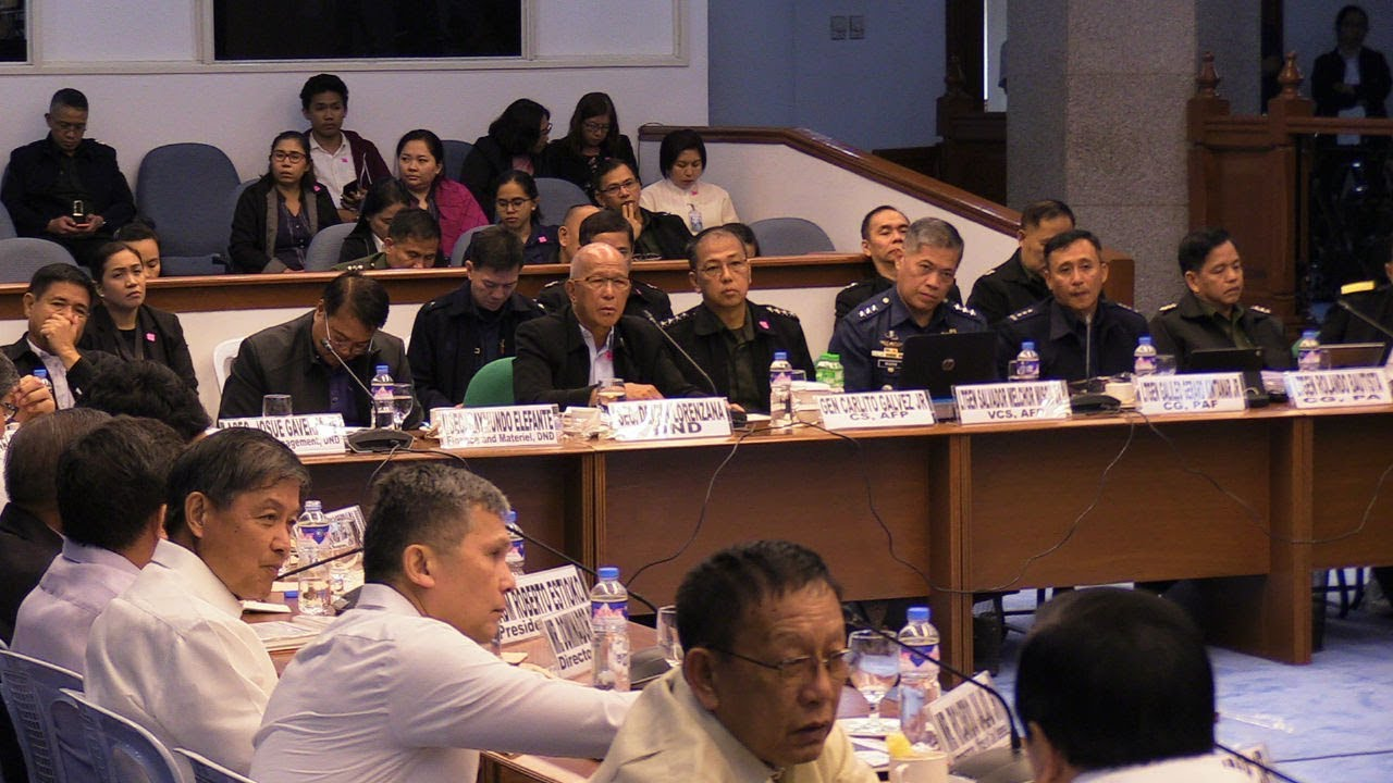 AFP clears Trillanes, Pangilinan on 'Red October' ouster plot