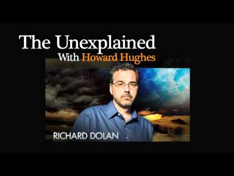 Richard Dolan on The Unexplained | UFOs in 2012, June 16, 2012