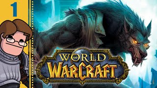 Let's Play World of Warcraft Co-op Part 1 - The Curse of the Wolf (feat. Wanderbots)