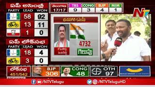 Pasunuri Dayakar Face To Face Over Warangal Lok Sabha Winning | NTV
